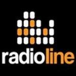 Logo da emissora Radio Line 99.1 FM