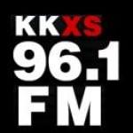 Logo da emissora KKXS 96.1 FM XS Sports