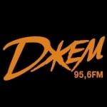Logo da emissora Radio Jam 95.6 FM