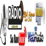 Logo da emissora Weberádio Dj Bacana