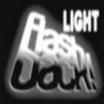 Logo da emissora Rádio Flashback Light