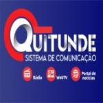 Logo da emissora Rádio Quitunde FM