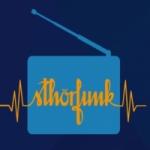 Logo da emissora Sthorfunk 104.8 FM