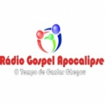 Logo da emissora Rádio Gospel Apocalipse