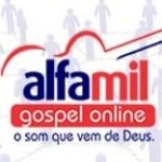 Logo da emissora Rádio Alfamil