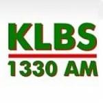 Logo da emissora Radio KLBS 1330 AM