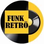 Logo da emissora Rádio Funk Retrô