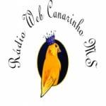 Logo da emissora Rádio Web Canarinho MS