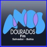 Logo da emissora Anos Dourados FM