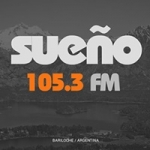 Logo da emissora Radio Sueño 105.3 FM