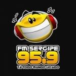 Logo da emissora Rádio Sergipe 95.9 FM