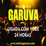 Logo da emissora Rádio Nativa Garuva