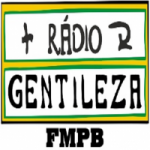 Logo da emissora Rádio Gentileza Bom Jesus