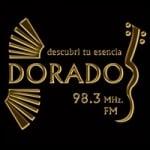 Logo da emissora Radio Dorado 98.3 FM