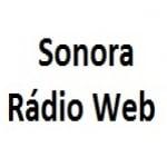 Logo da emissora Sonora Rádio Web