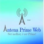 Logo da emissora Rádio Antena Prime Web