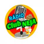 Logo da emissora Rádio Club Neja Rio Preto