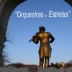 Logo da emissora Rádio Web Orquestras e Estrelas