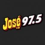 Logo da emissora Radio KLOB 94.7 FM