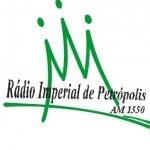Logo da emissora Rádio Imperial 1550 AM