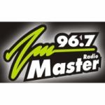 Logo da emissora Radio Master 96.7 FM