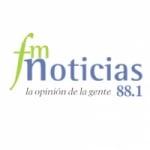 Logo da emissora Radio Noticias 88.1 FM