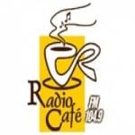 Logo da emissora Radio Café 104.9 FM