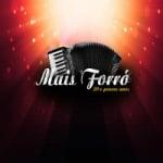 Logo da emissora Rádio Mais Forró