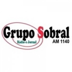 Logo da emissora Rádio Sobral 1140 AM