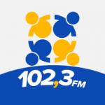 Logo da emissora Rádio Integração 102.3 FM
