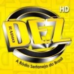Logo da emissora Rádio Dez 24 Horas