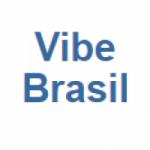Logo da emissora Vibe Brasil