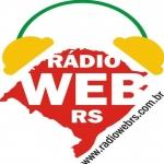 Logo da emissora Rádio Web RS