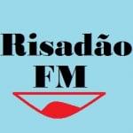 Logo da emissora Rizadão FM