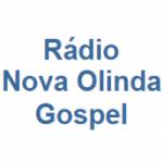Logo da emissora Rádio Nova Olinda Gospel