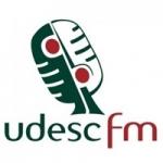 Logo da emissora Rádio Educativa UDESC Joinville 91.9 FM
