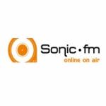 Logo da emissora Radio Sonic 94.3 FM
