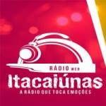 Logo da emissora Web Rádio Itacaiúnas