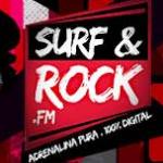 Logo da emissora Radio Surf & Rock FM