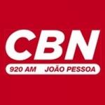 Logo da emissora Rádio CBN Joao Pessoa 920 AM