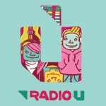 Logo da emissora Radio Universidad 96.5 FM