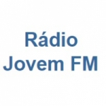Logo da emissora Rádio Jovem FM
