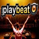 Logo da emissora Rádio Play Beat
