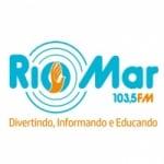 Logo da emissora Rádio Rio Mar 103.5 FM