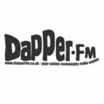 Logo da emissora Radio Dapper FM