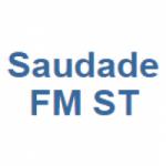 Logo da emissora Saudade FM ST