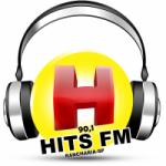 Logo da emissora Rádio Hits 90.1 FM
