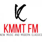 Logo da emissora Radio KMMT 106.5 FM