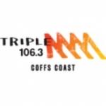 Logo da emissora Radio Triple M Coffs Coast 106.3