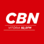 Logo da emissora Rádio CBN Vitória 92.5 FM